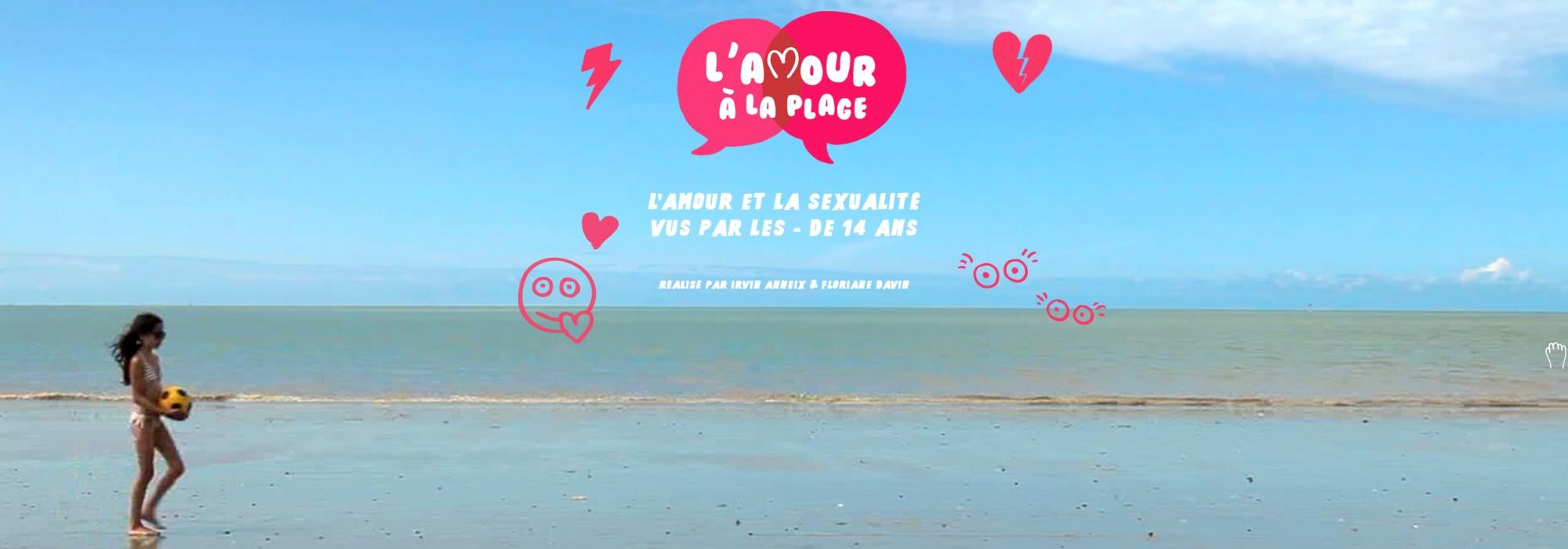 amour a la plage