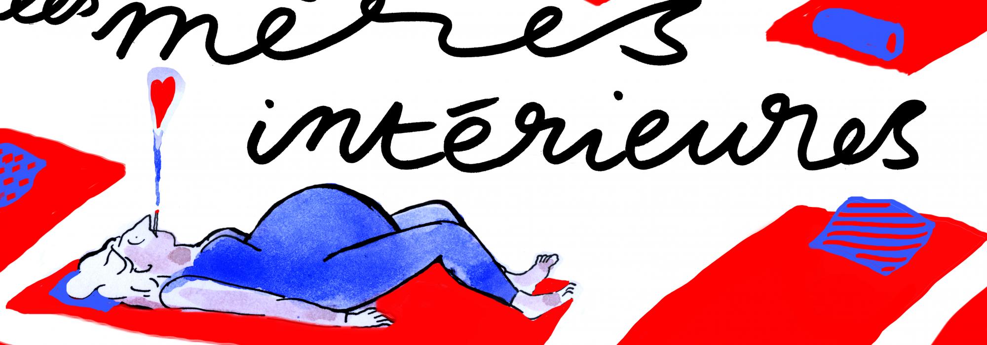 Les mères Intérieures - cover