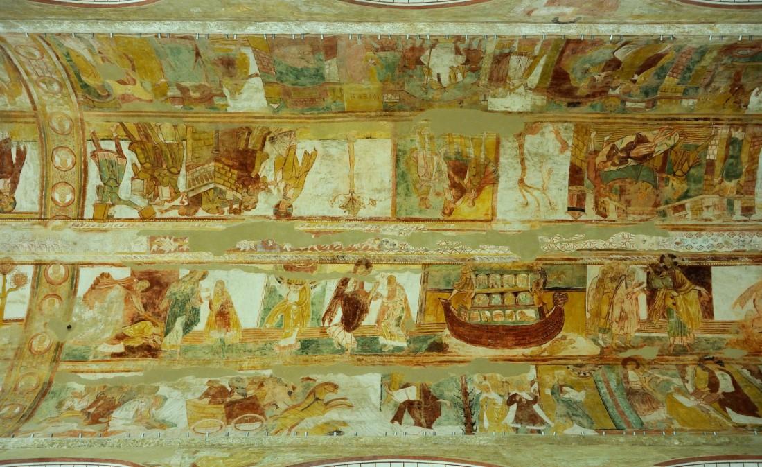 Fresque_de_la_nef_de_l'Eglise_de_Saint-Savin_(Compartiment_A3_à_D5)_DSC_1688
